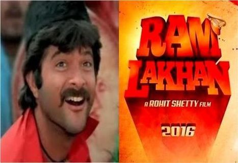 With Ram Lakhan: Top Anil Kapoor Movies That Can Be Remade | Entertainment News | Scoop.it