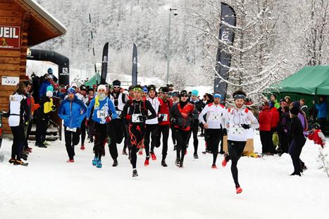 Ubaye Snow trail Salomon : la neige pour adversaire   Evènements   Scoop.it