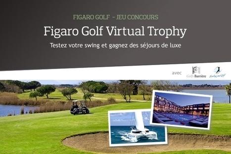 Le Figaro Golf - Actu Golf - Figaro Golf Virtual Trophy | Golf News by Mygolfexpert.com | Scoop.it