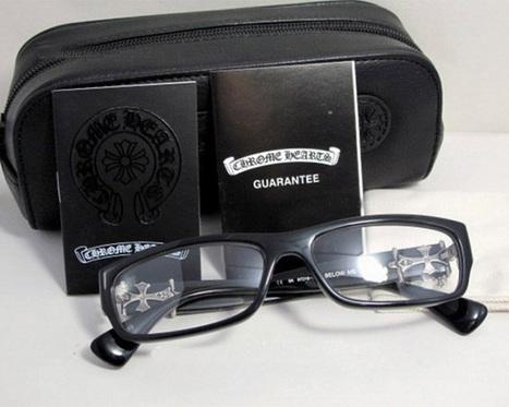 Chrome Hearts Below Me BK Eyeglasses   Chrome hearts   Scoop.it