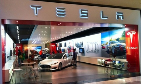 I'll buy my Tesla directly from the showroom, and I'll get a Lyft there - A look at some of today's most powerful business model disruptions | Green Commerce | Scoop.it