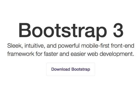 Bootstrap | Web develop | Scoop.it
