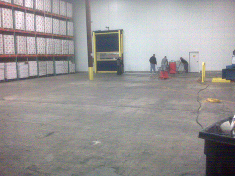Warehouse Flooring | Seamless Flooring | Scoop.it