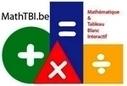 MathTBI.be - Mathématique et TBI - [RÉCIT Commission scolaire de Charlevoix] | Planète-éducation - Ressources pédagogiques pour l'enseignement et l'apprentissage | Scoop.it