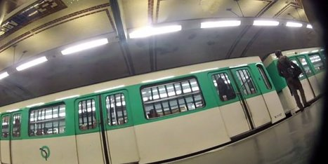 What Happens When Artist Imprisons Subway Riders | Art in public spaces | Scoop.it