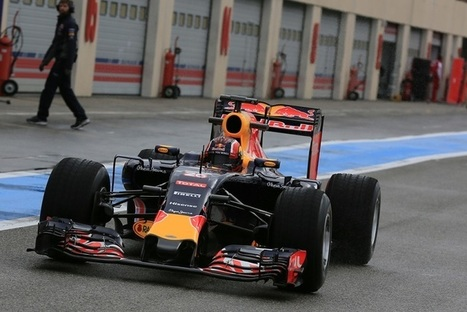 Renault Promises Red Bull Engine Equality In 2016 | wesrch | Scoop.it