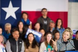 Clinton Supporters Look to Next Stage of Campaign in Texas, by Patrick Svitek | AP Government & Politics | Scoop.it