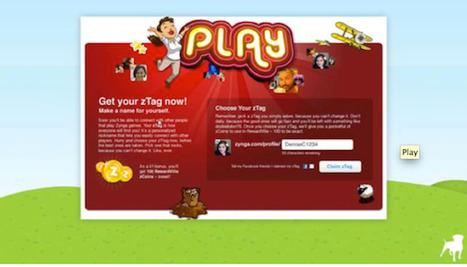 [Projet Z] Zynga concocte son propre réseau social. | SocialWebBusiness | Scoop.it