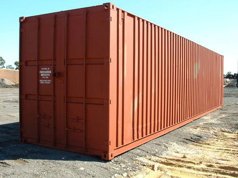 Shipping Container YouTube Channel | Shipping Containers Sydney | Scoop.it
