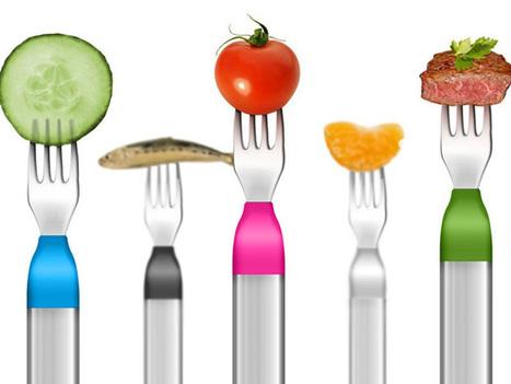 HAPIFork : la fourchette intelligente pour apprendre à mieux manger | Objets connectés et quantified self | Scoop.it