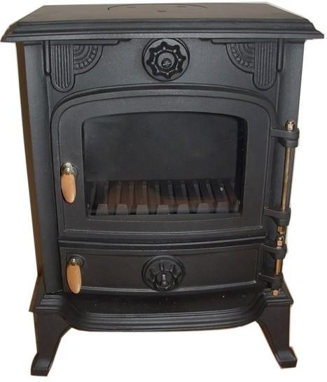 6.5kw Multifuel Cast Iron Wood Burning Stove/Log Burner - Sunrain13 | Cast Iron Stoves, Wood Stoves, Wood Burners | Astove UK | Scoop.it