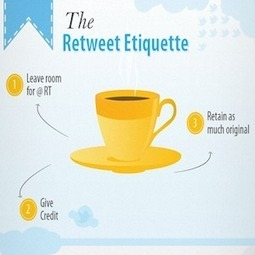 The Art of Getting Retweets [INFOGRAPHIC] | Social Media, Social Might | Scoop.it