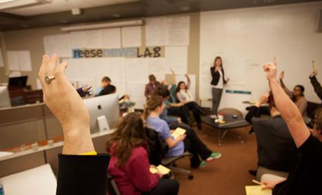 Why Journalists Make Great Entrepreneurs   Idea Lab   PBS   Entrepreneurial Journalism   Scoop.it