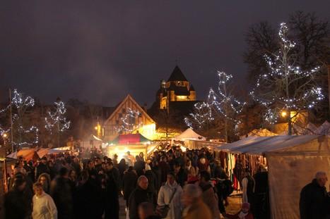 Noël à Provins 2015 | Cité médiévale de #Provins | Scoop.it