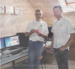 Voix du Jura : Le premier FabLab rural de France est à Biarne « Fablab-Net-iKi | Big and Open Data, FabLab, Internet of things | Scoop.it
