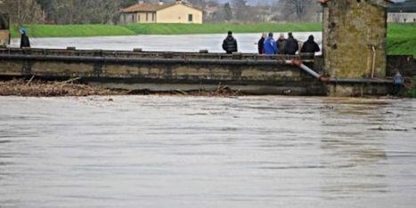 Overstromingen door zware regenval Italië | La Gazzetta Di Lella - News From Italy - Italiaans Nieuws | Scoop.it