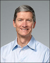Apple CEO Tim Cook Starts Tweeting, Gets Verified & Scores 75K+ Followers In 2 Hours | Floqr Mobile News | Scoop.it