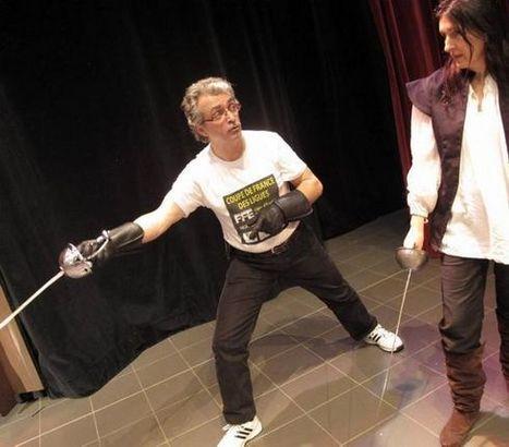 Nouvelle République : Du vrai théâtre de cape et d'épée - arts et spectacles   ChâtelleraultActu   Scoop.it