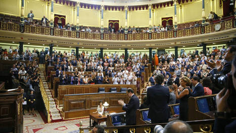 El Congreso quiere recortar los viajes de los diputados al extranjero. Noticias de España | Red_Parlamenta | Scoop.it