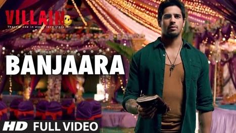 Ek Villain Movie Banjaara HD Video Full Song | Bollywood Movies HD Video Songs | Scoop.it
