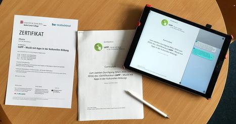 @MatzeRak : Zertifikatskus tAPP: Open Curriculum ist online - Forschungsstelle Appmusik | Medienbildung | Scoop.it