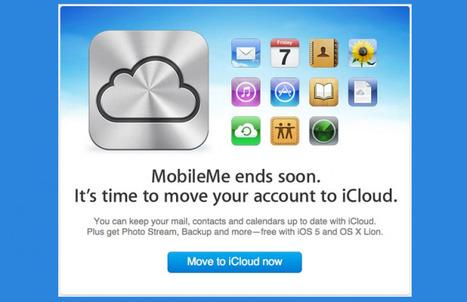 Apple warns iCloud users of looming storage loss | Cloud Central | Scoop.it