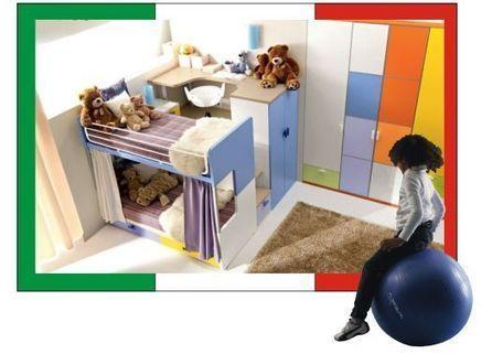 Camerette x bambini | Arredamento per bambini e camerette | Scoop.it