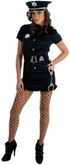 Ladies American Cop Fancy Dress Costume | Fancy Dress Ideas | Scoop.it