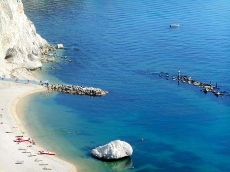 Il mare e le spiagge della Riviera del Conero | Le Marche un'altra Italia | Scoop.it