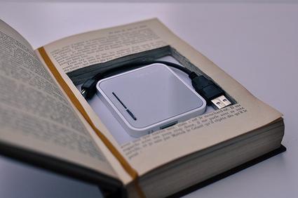Une PirateBox dans votre médiathèque ? #VELCS07 - Le blog de Vous êtes libre ce soir ? | Musiques, vinyles...etc. | Scoop.it
