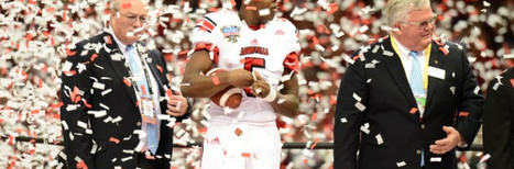 His Sugar Bowl heroics behind him, Louisville star QB Teddy Bridgewater faces next test on ESPN this Sunday in season opener versus Ohio U. | Louisville football | Scoop.it