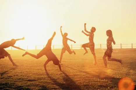 Et si on éduquait nos enfants à la joie?   Education & Numérique   Scoop.it