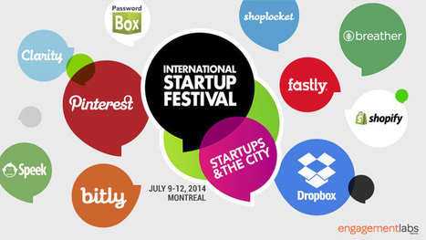 """Growth-Hacking"" with Social Media: International Startupfest 2014 ... 