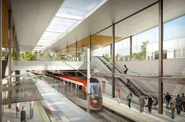Construction begins on Confederation Line maintenance facility - Railway Track & Structures | Laxyo we the energy people | Scoop.it