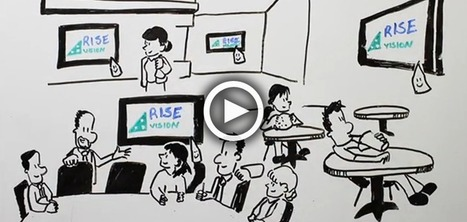 Enterprise Digital Signage Software that's FREE | Rise Vision | Digital literacy | Scoop.it