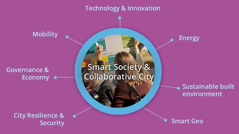 Smart City Expo World Congress , 19-21 November, Barcelona | ALL EVENTS - CARMEN ADELL | Scoop.it