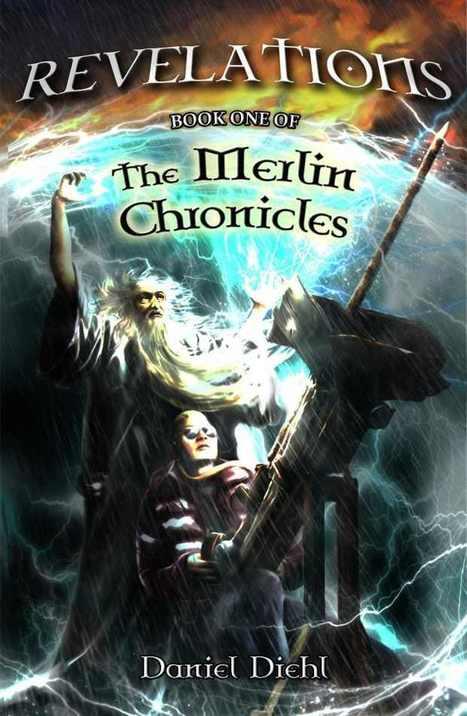 Merlin has Returned and is Causing a Sensation | Daniel Diehl BOOKS! | Scoop.it
