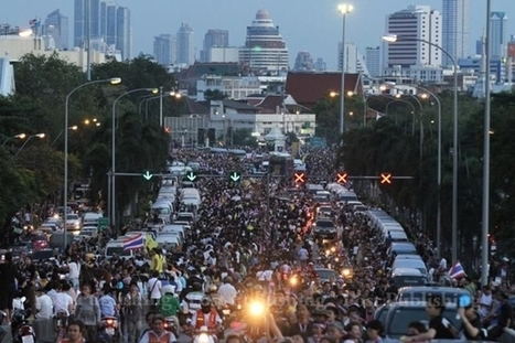 Mass rallies continue, marches set for today   Bangkok Post: learning   photojournalist   Scoop.it