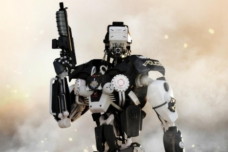 UN told to ban killer robots before they become a reality | Technoculture | Scoop.it