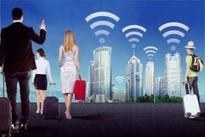 """Le """"smart tourism"""", une aubaine pour les start-up de la smart city   INFOTRAVEL.FR   Scoop.it"""