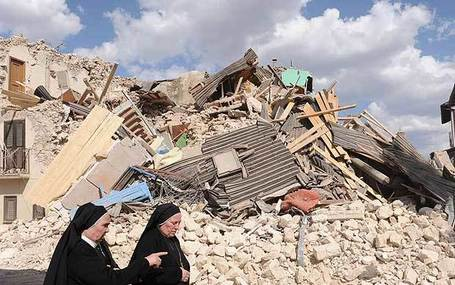 L'Aquila earthquake scientists sentenced to six years in jail - Telegraph | IB Geography (Diploma Programme) | Scoop.it