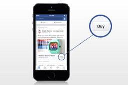 Facebook teste un bouton « Acheter » | Relation client et médias sociaux | Scoop.it