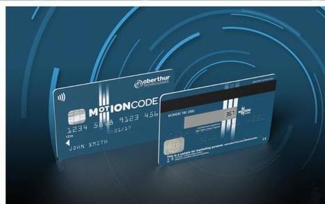 Oberthur Technologies invente la carte bancaire anti-fraude | Un bruit qui court... | Scoop.it