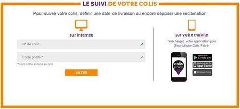 Colis Privé on Twitter | Colis Privé | Scoop.it
