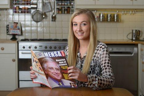 This Teenage Girl Is Smarter Than Albert Einstein, Stephen Hawking And Bill Gates   Xposed   Scoop.it