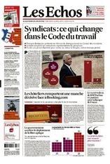 Iskandar Safa, Etienne Mougeotte et Charles Villeneuve s'offrent « Valeurs Actuelles » - Les Echos | Journalism Issues | Scoop.it