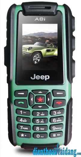 Jeep A8i | Điện thoại bền bĩ chống va đập | Dien thoai Hai Dang .com | Scoop.it