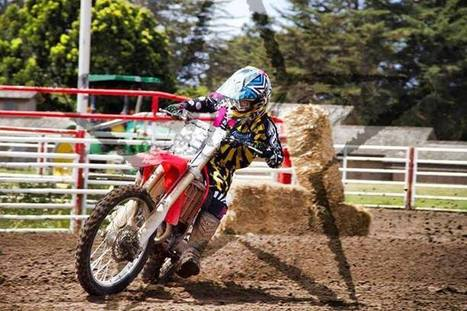 Awesome pic of the young Cody Silva rippin' it up at RMP. | California Flat Track Association (CFTA) | Scoop.it