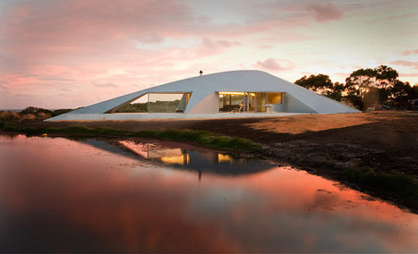 james stockwell: crescent croft house camps by a lake | Architecture and Architectural Jobs | Scoop.it
