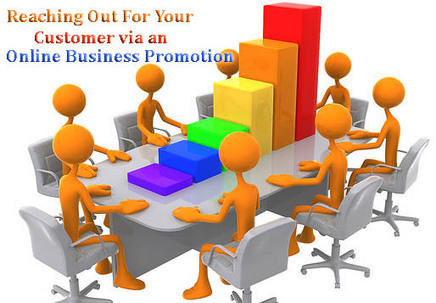 Reaching Out For Your Customer via an Online Business Promotion | Software Houses | Scoop.it